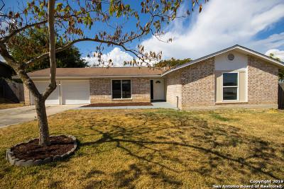 San Antonio Single Family Home New: 9103 Cold Harbor