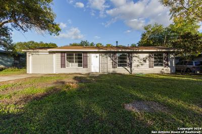 San Antonio Single Family Home New: 7210 Apple Valley Dr