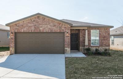 San Antonio Single Family Home New: 10346 McQueeney
