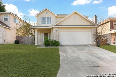 San Antonio Single Family Home New: 4310 Swan Forest