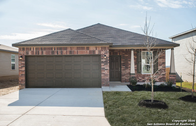 San Antonio Single Family Home New: 10354 McQueeney