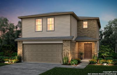 San Antonio Single Family Home New: 10343 Dunlap
