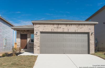 San Antonio Single Family Home New: 10359 Dunlap
