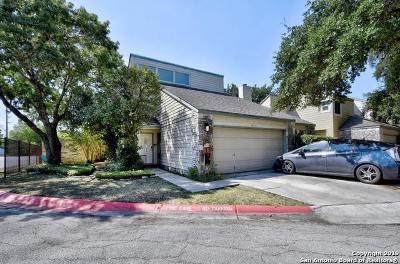 San Antonio Single Family Home New: 8515 Echo Creek Ln