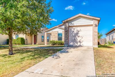 San Antonio Single Family Home New: 7223 Archers Coach