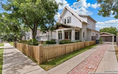 San Antonio Single Family Home New: 207 W Norwood Ct