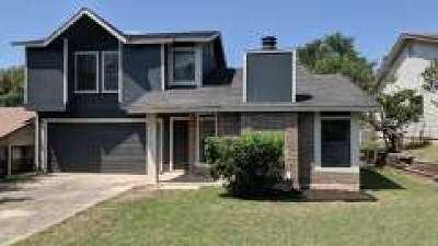 Converse Single Family Home New: 7119 Ridge Port Dr
