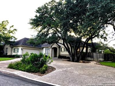 San Antonio Single Family Home New: 17119 Eagle Star