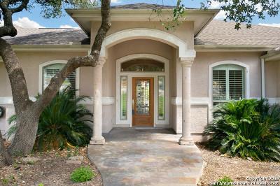 San Antonio Single Family Home New: 1011 Silent Hollow