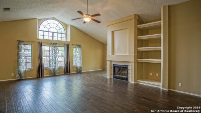 San Antonio Single Family Home New: 7907 Corum Trail Dr
