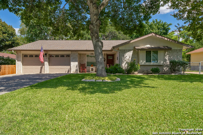 New Braunfels Single Family Home New: 1025 Larkspur