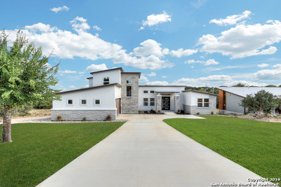 Single Family Home For Sale: 6820 Spring Branch Rd