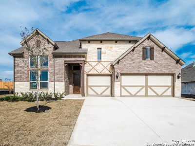 Bexar County Single Family Home Price Change: 13109 Hallie Haven