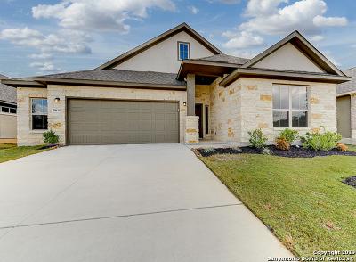 Bexar County Single Family Home Price Change: 29646 Elkhorn Rdg