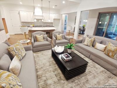 Single Family Home For Sale: 17634 Hillsedge