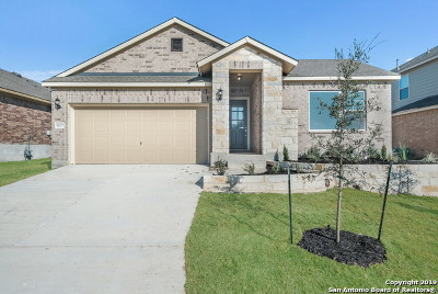 Bexar County Single Family Home New: 1019 Ranch Falls
