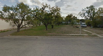 San Angelo Residential Lots & Land For Sale: 115 W Ave A