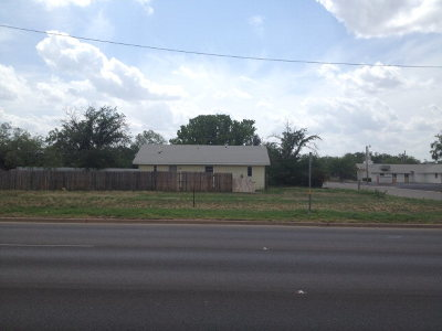 San Angelo Residential Lots & Land For Sale: 503 W Ave T