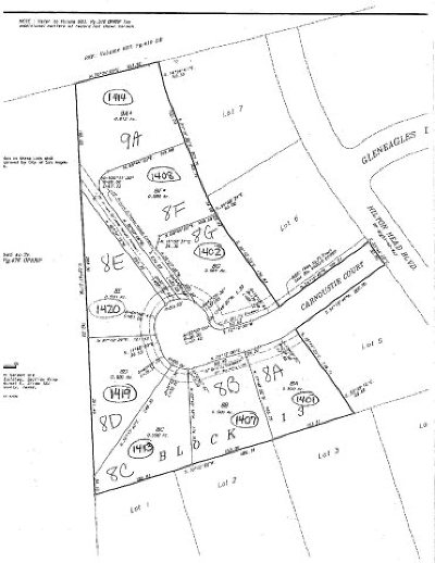 San Angelo Residential Lots & Land For Sale: 1420 Carnoustie Court