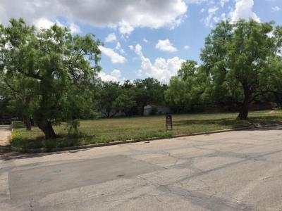 San Angelo Residential Lots & Land For Sale: 1605 Paseo De Vaca St
