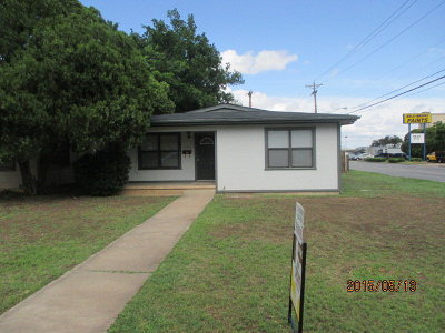 Single Family Home For Sale: 1726 S Park St