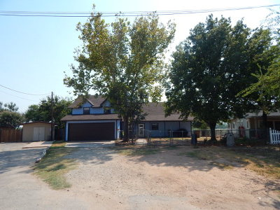San Angelo Single Family Home For Sale: 3209 Red Bluff Rd W