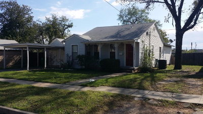 San Angelo Rental For Rent: 1811 Willow Dr