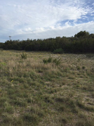 Christoval Residential Lots & Land For Sale: 3745 Venado Dr