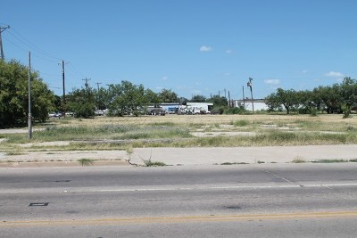 San Angelo Residential Lots & Land For Sale: 65 E Ave D