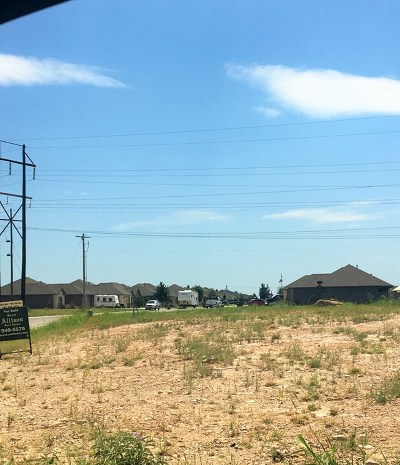 San Angelo Residential Lots & Land For Sale: 4209 Goodnight Trail