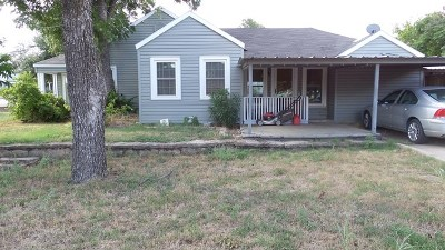Ballinger Single Family Home For Sale: 400 N 6th St