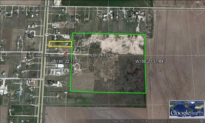 San Angelo Residential Lots & Land For Sale: 5480 S Loop 306