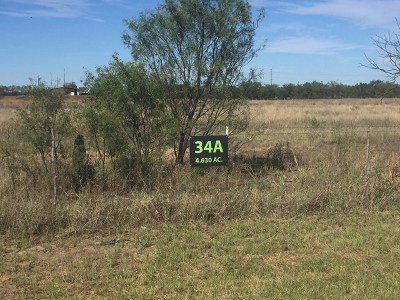San Angelo Residential Lots & Land For Sale: 13701 Dove Creek Rd