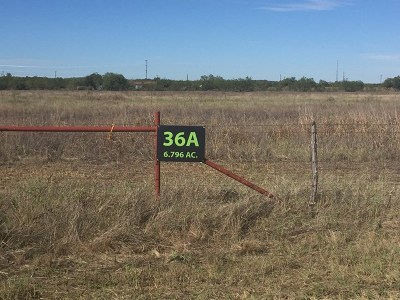 San Angelo Residential Lots & Land For Sale: 13785 Dove Creek Rd