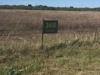 San Angelo Residential Lots & Land For Sale: 13845 Dove Creek Rd