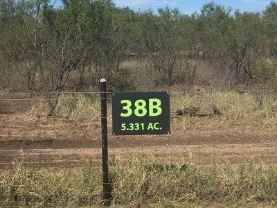 San Angelo Residential Lots & Land For Sale: 14141 Dove Creek Dr