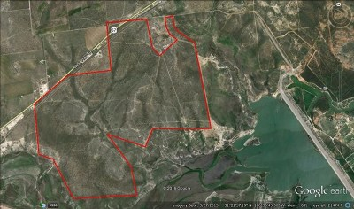 San Angelo Residential Lots & Land For Sale: Hwy 67