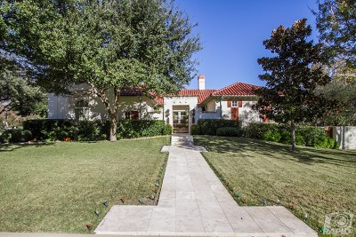 San Angelo Single Family Home For Sale: 810 Montecito Dr