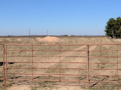 San Angelo Residential Lots & Land For Sale: 1800 Reece Rd