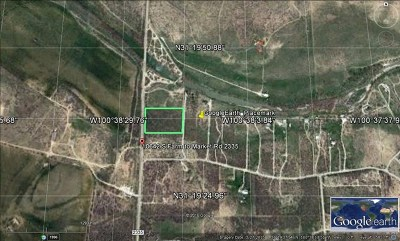 San Angelo Residential Lots & Land For Sale: 10642 S Fm 2335