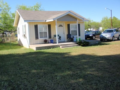 San Angelo Single Family Home For Sale: 1615 Turtle Dr