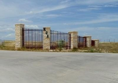 San Angelo Residential Lots & Land For Sale: 5271 Kna Cr.