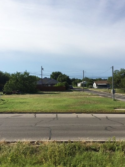 San Angelo Residential Lots & Land For Sale: 2702 Dallas St