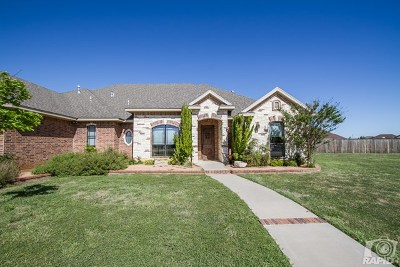 San Angelo Single Family Home For Sale: 1618 Stonetrail Dr