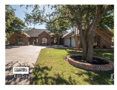 San Angelo Single Family Home For Sale: 6618 Pinehurst Court