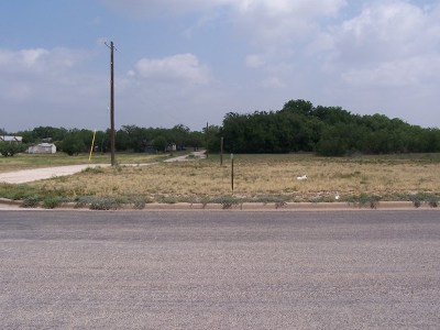 San Angelo Residential Lots & Land For Sale: See Lot# Florence St