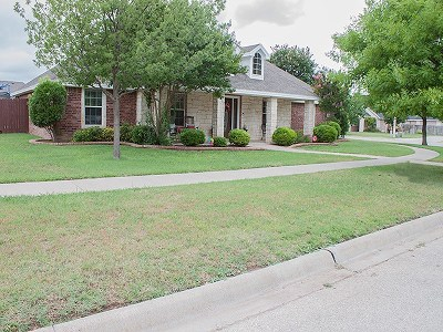 San Angelo Single Family Home For Sale: 6039 Ranch Lane