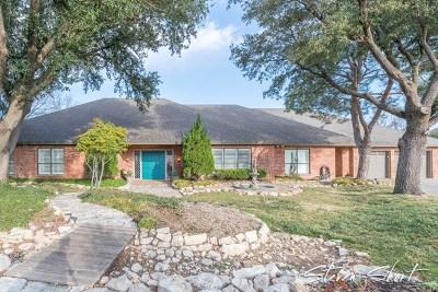 Country Club Lake Estates Single Family Home For Sale: 1204 Pinehurst Court