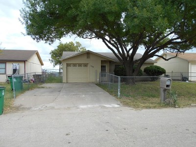 Single Family Home For Sale: 1138 Linda Lee Dr