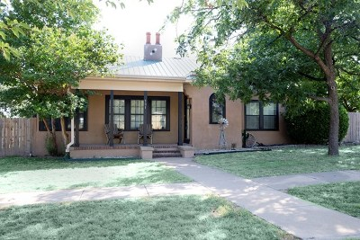 Ballinger Single Family Home For Sale: 501 N Broadway St